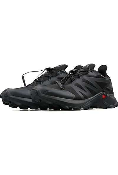 Salomon Siyah Erkek Outdoor Ayakkabısı L40808800 Supercross Gtx