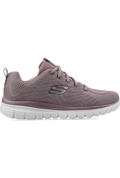 Skechers Mor Kadın Günlük Ayakkabı 12615 LAV