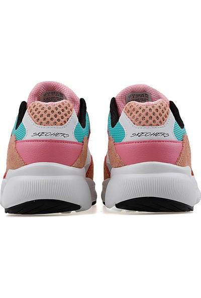 Skechers Beyaz Kadın Günlük Ayakkabı 13019 WPKB
