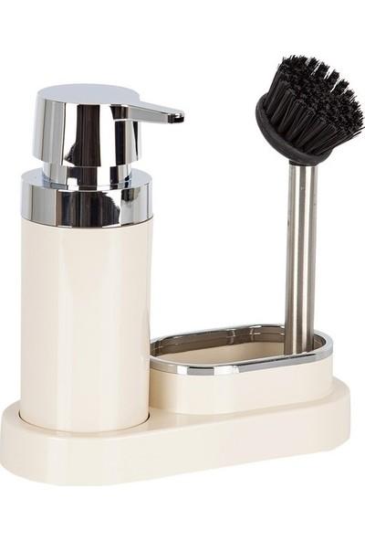 Primanova Polen Mutfak Tip Sıvı Sabunluk Bej