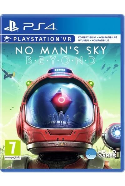 No Man's Sky : Beyond PS4 Oyun