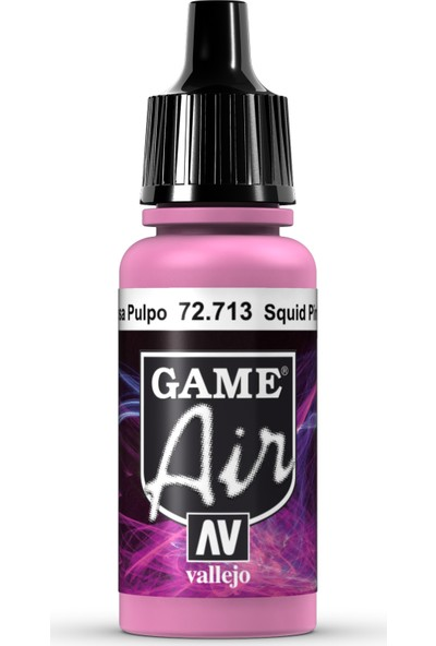 Vallejo Game Air 17 ml 72.713 Squid Pink