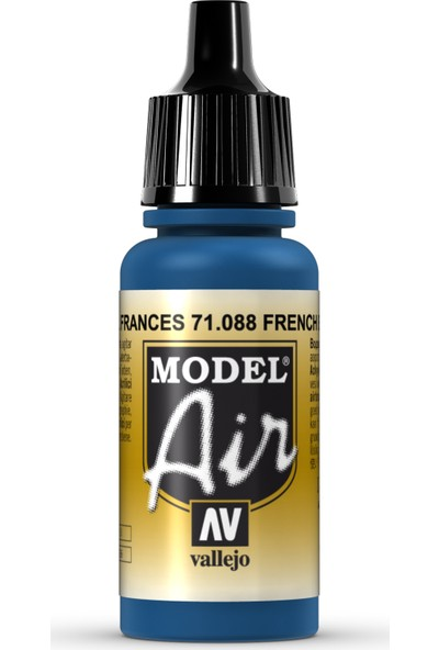 Vallejo Model Air 17 ml 71.088 French Blue