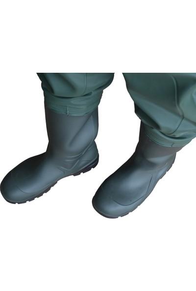 Kaptan Tulum Çizme Özel Dexter Kumaş