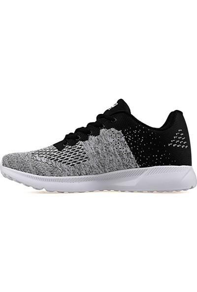 Jump Gri Erkek Günlük Ayakkabısı 21315 G BEYAZ Siyah