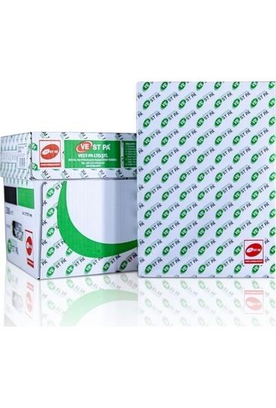 Vestpa A4 80 g / m² Fotokopi Kağıdı 50 Paket - 10'lu Koli (25.000 Sayfa)