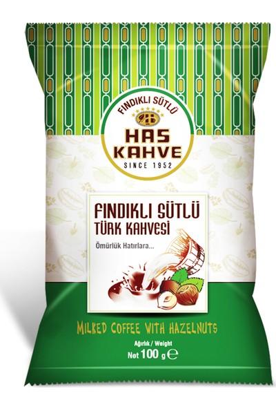 Has Fındıklı Türk Kahvesi 100 gr