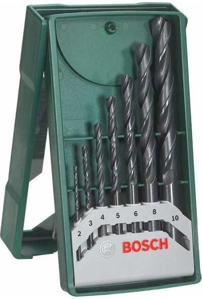 Bosch X-Line 7'li Metal Matkap Ucu Seti