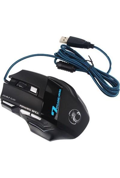 Imıce X7 LED Oyuncu USB Mouse