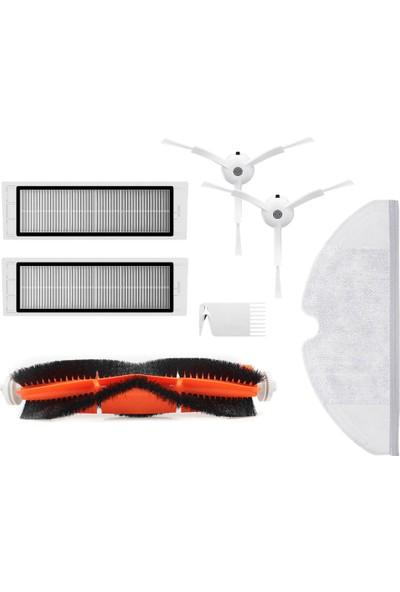 Roborock S50/S51/S55/S5/C10/E20/E25/E35 Akıllı Süpürge Filtre Seti