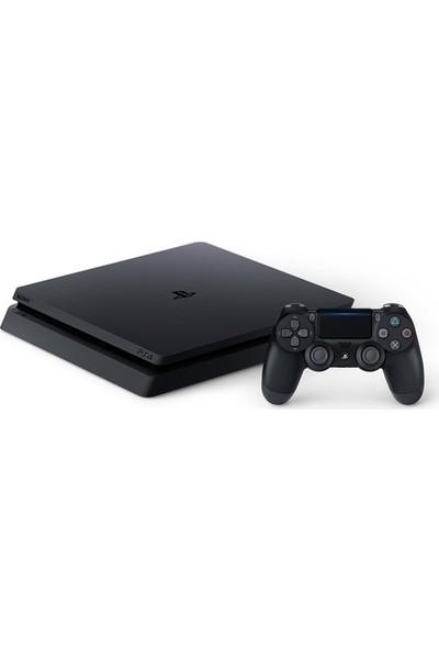 Sony PS4 Slim 500 GB Oyun Konsolu + PS4 FIFA 20 + 2. PS4 Kol