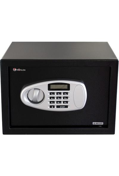 Mühlen Schutz Mh25 Alarmlı, Elektronik Para Ve Değerli Eşya Kasası