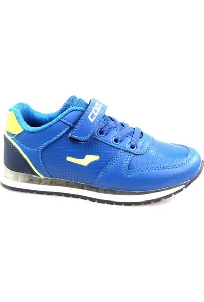 Cool Erkek Çocuk (26-35) Mavi Günlük Spor Ayakkabı