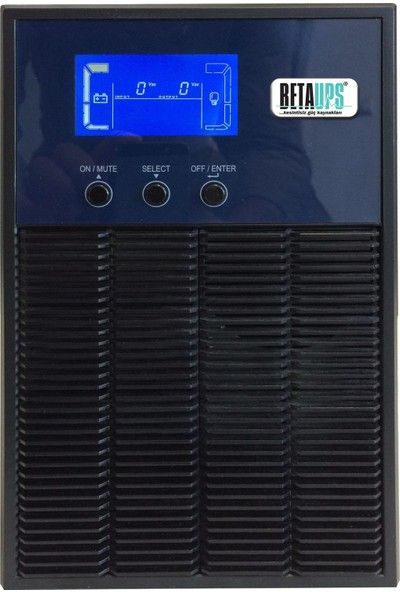 Betaups BT 11 2000Va LCD Online UPS