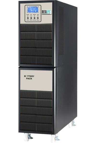 Betaups Energy Serisi 6000Va Online UPS