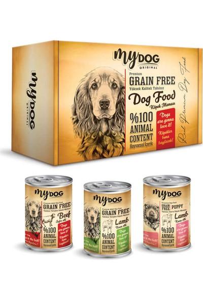 My Dog Tahılsız Karışık Köpek Konserve 6'lı Koli