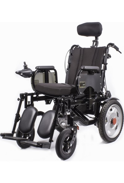 Pulsemed 1602 Akülü Tekerlekli Sandalye / Folding Power Wheelchair