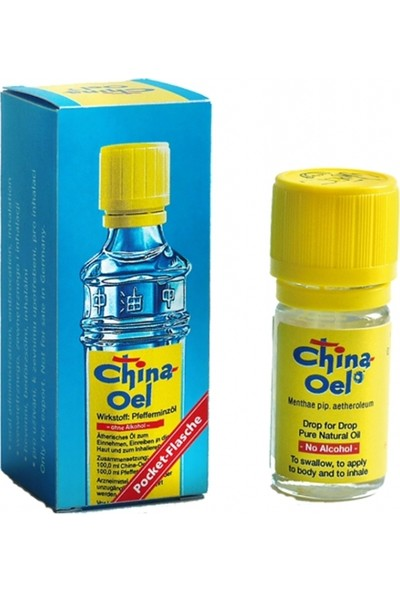 China Oel