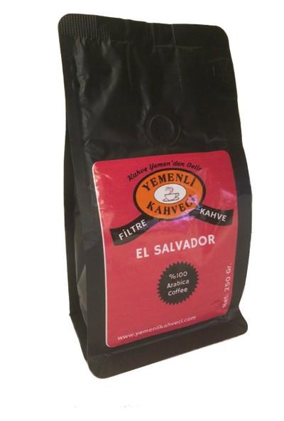 Yemenli Kahveci El Salvador Arabica Filtre Kahve 250 gr