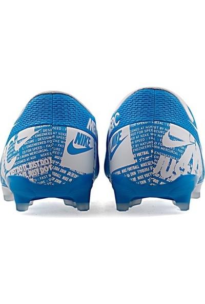 Nike Jr. Mercurial Vapor 13 (FG) Çocuk Kramponu AT8123-414
