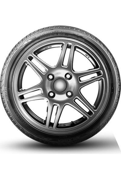 Lassa 245/40 R17 95Y XL Driveways Sport Oto Yaz Lastiği ( Üretim Yılı: 2020 )