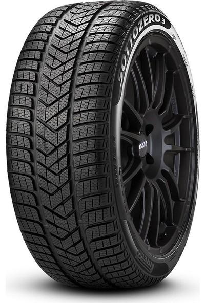Pirelli 225/40 R18 92 V XL Sottozero Serie3(2016) Oto Kış Lastik