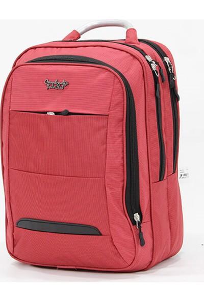 Caöbridge Polo Sırt Çantası PLCAN1735 Kırmızı
