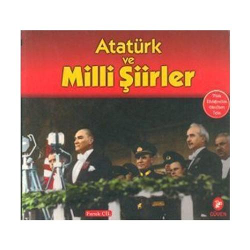 Atatürk Ve Milli Şiirler-Faruk Çil