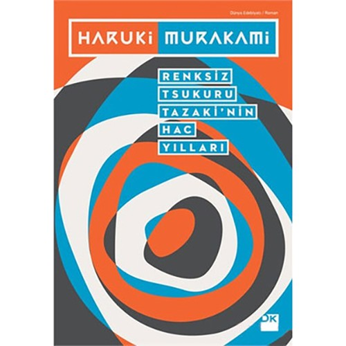 Renksiz Tsukuru Tazaki'Nin Hac Yılları-Haruki Murakami