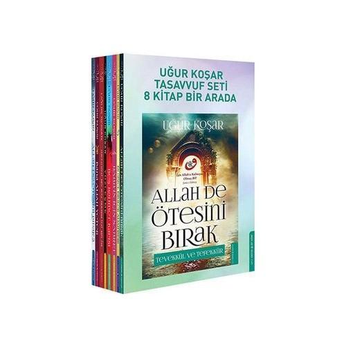 Uğur Koşar Tasavvuf Seti - 8 Kitap Takım