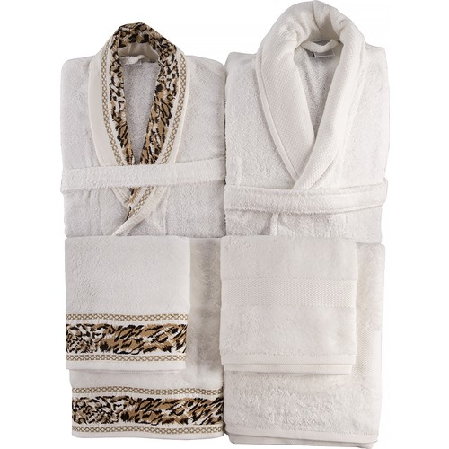 Karaca Home Naomi Nakışlı 6 Parça Aile Banyo Seti Fiyatı