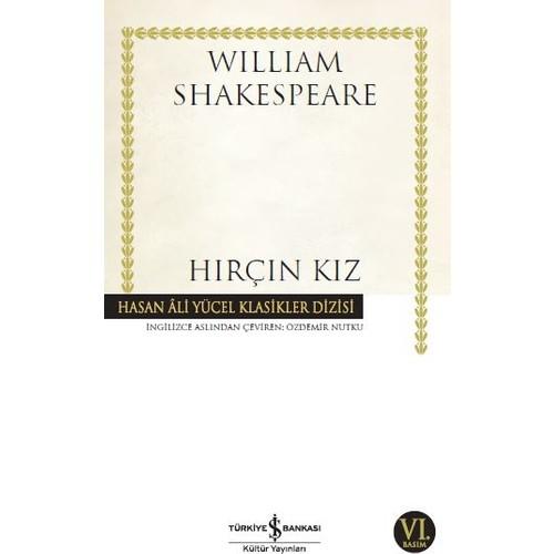 Hırçın Kız – Karton Kapak-William Shakespeare