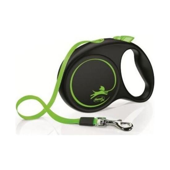 Flexi Limited Edition Köpek Gezdirme Tasması 5 Metre Yeşil (235-106000Y) (And 1292)
