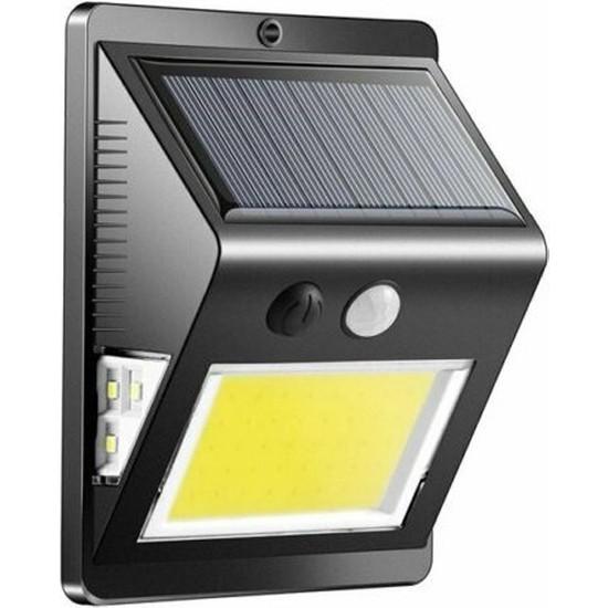 Twinix Güneş Enerjili 46 Ledli Aydınlatma 3 Fonsiyonlu