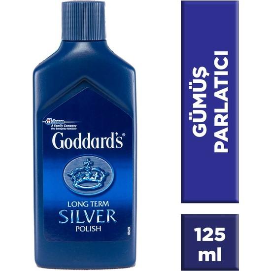 Goddard's Gümüş Parlatıcı 125 ml