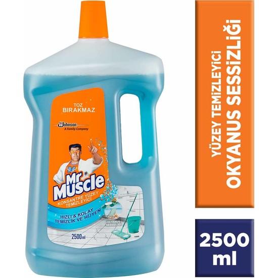 Mr Muscle Glade Yüzey Temizleyici 2500 ml Okyanus Sessizliği