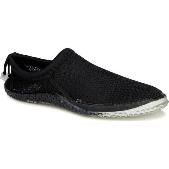 Serabien Erkek Siyah Deniz Plaj Rafting Havuz Ayakkabısı