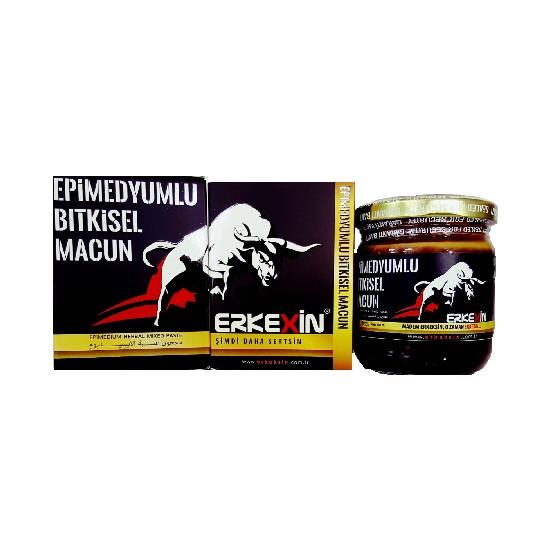 Erkexin Epimedyumlu 43 gr Macun