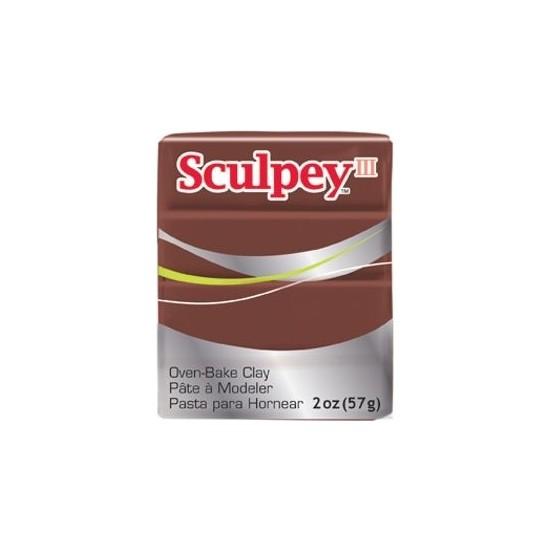 Sculpey III Polimer Kil 053 Chocolate (Çikolata)