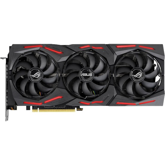 Asus ROG Strix GeForce RTX 2080S OC Gaming 8GB 256Bit GDDR6 (DX12) PCI-E 3.0 Ekran Kartı (ROG-STRIX-RTX2080S-O8G-GAMING)