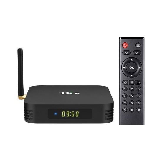 Wechip Tanix Tx6 Mini 4G/32G Android Tv Box