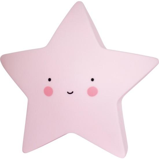 Bebenis Mini Yıldız Lamba Beyaz