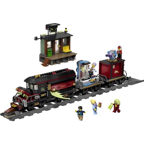 LEGO Hidden Side 70424 Hayalet Tren Ekspresi