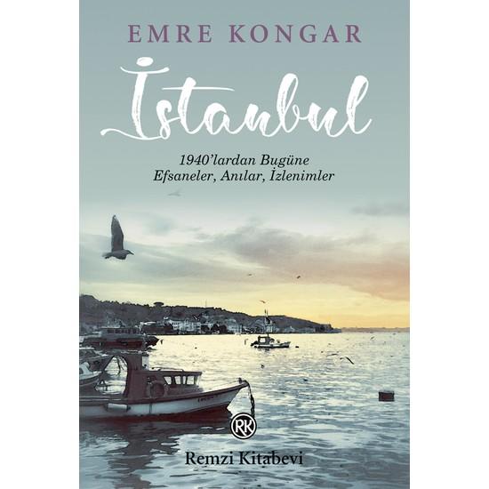 İstanbul - Emre Kongar