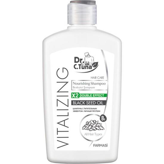 Farmasi DR. C. Tuna Vitalizing Çörek Otu Yağı Şampuanı 500 ml