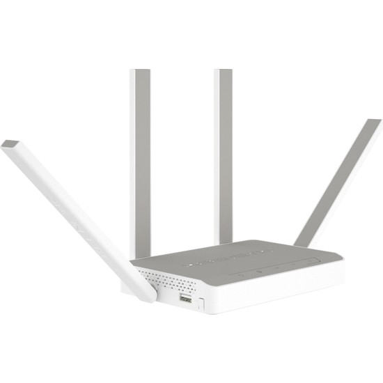 Keenetic Extra 1200 Mbps 4x5dBi Cloud VPN WPA3 Amplifier USBMenzilGenişletici Access Point Fiber WiFi Mesh Router