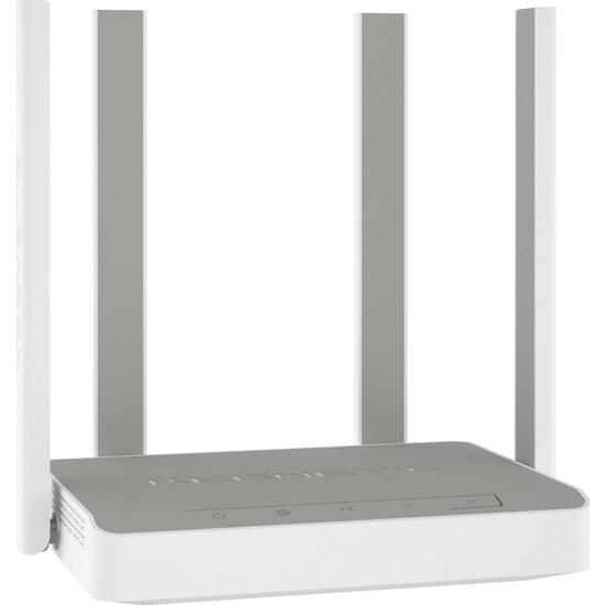 Keenetic Air AC1200 4x5dBi Cloud VPN WPA3 5xFE Fiber Mesh WiFi Router/Genişletici/Access Point