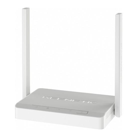 Keenetic Lite 300 Mbps 2x5dBi Cloud VPN WPA3 AmplifierMenzilGenişletici Access Point Fiber WiFi Mesh Router