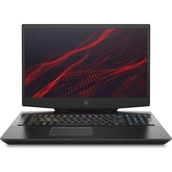 """HP Omen 15-DH012NT Intel Core i7 9750H 16GB 1TB 256GB SSD RTX2070 Freedos 15.6"""" UHD Taşınabilir Bilgisayar 7BU36EA"""