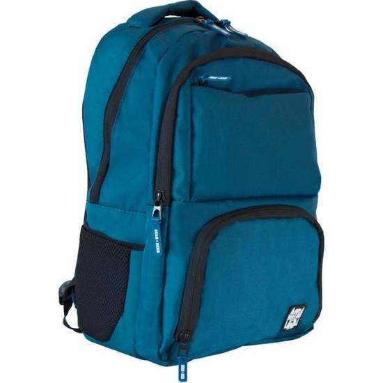 Bear&Deer Pocket Sırt Çantası Saks Mavi CN0033